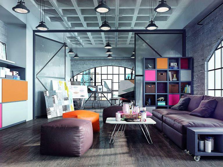 Chọn màu sắc sàn gỗ theo diện tích phòng