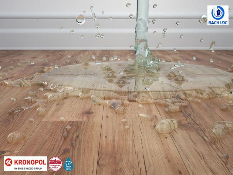 Ưu điểm của sàn gỗ công nghiệp