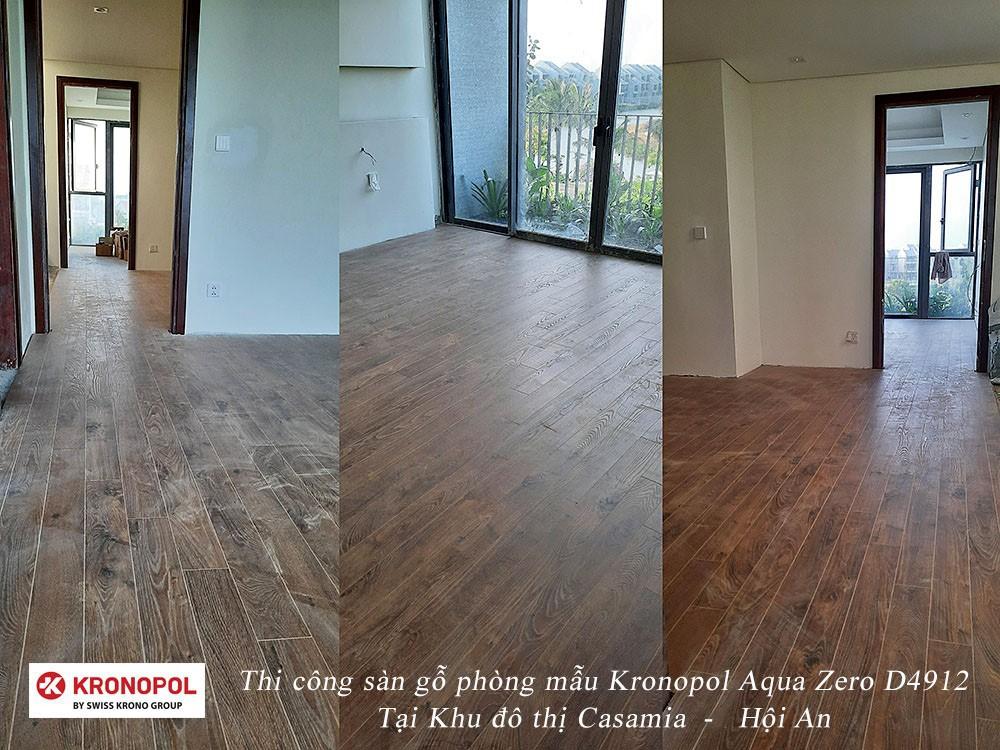 Sàn gỗ cao cấp Kronopol Aqua Zero