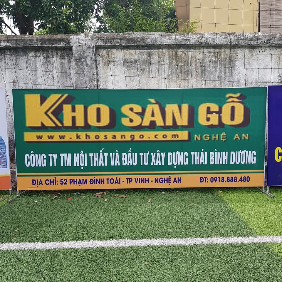 Nhà tài trợ giải bóng đá nhà thầu kiến trúc sư mở rộng 2019