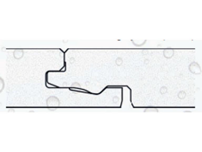 Hèm khóa chống nước của sàn gỗ Châu Âu