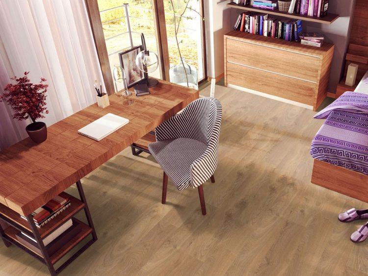 Khi nào nên dùng sàn gỗ màu vàng?