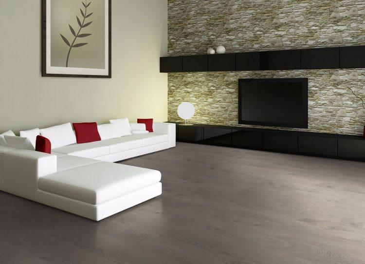 Sàn gỗ màu xám trắng Kronopol D3034