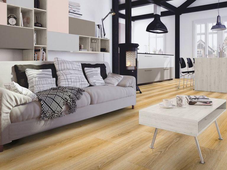 Mẫu sàn gỗ công nghiệp vân sồi đẹp nhất
