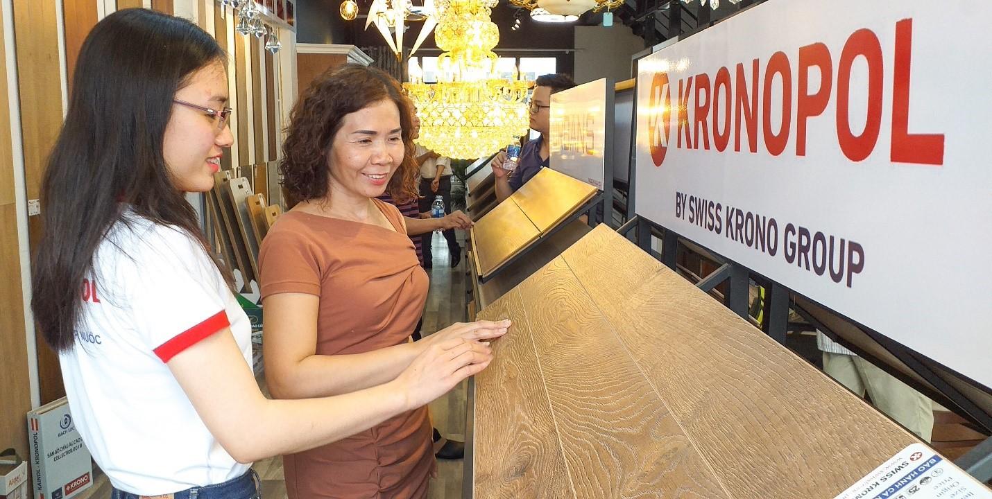 Nội Thất VIETSUN Khai Trương Showroom Tại Vinhomes Star City