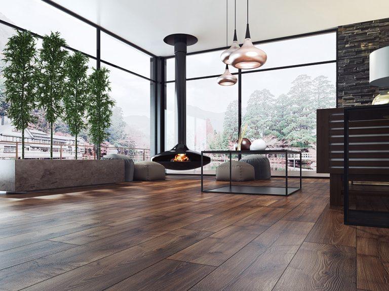 Khái niệm về sàn gỗ