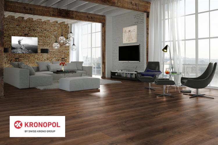 sàn gỗ cao cấp Kronopol