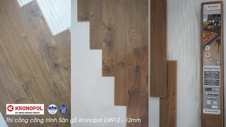 thông số sản phẩm sàn gỗ