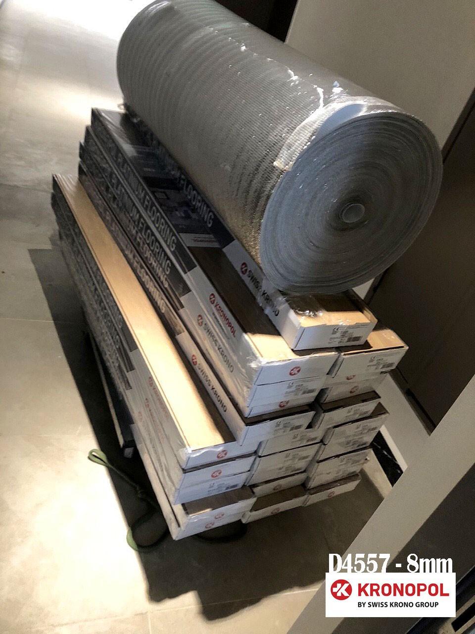 Thông số kỹ thuật sàn gỗ Kronopol