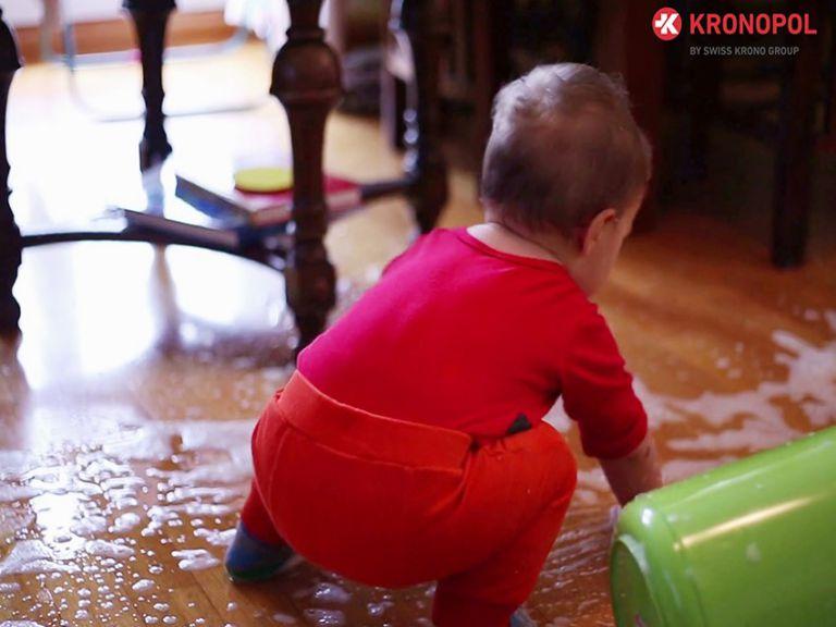 Sàn gỗ Kronopol Aqua Zero siêu chịu nước