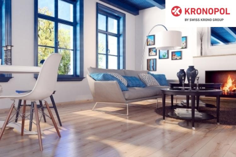 Ưu điểm của sàn gỗ Kronopol