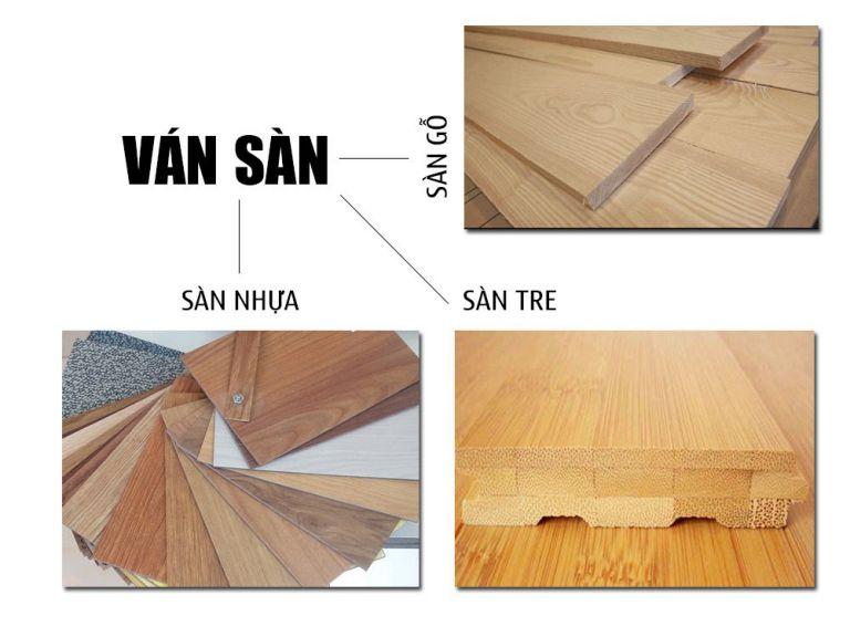 Ván sàn là gì?