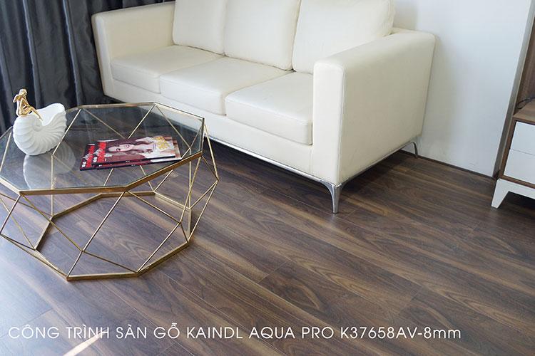 Bảo trì sàn gỗ công nghiệp trong quá trình sử dụng
