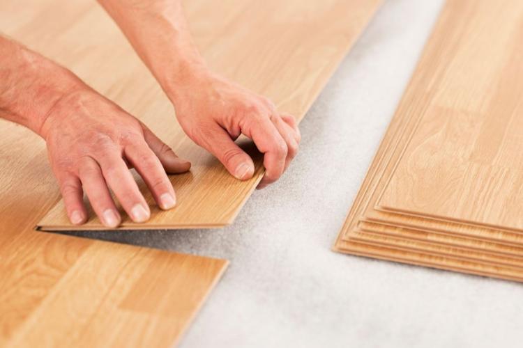 Cấu tạo cơ bản của các loại sàn gỗ công nghiệp