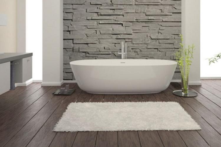 loại sàn gỗ công nghiệp phù hợp cho phòng tắm