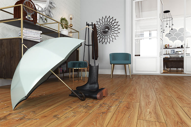 Lựa chọn màu sàn gỗ theo hướng nhà