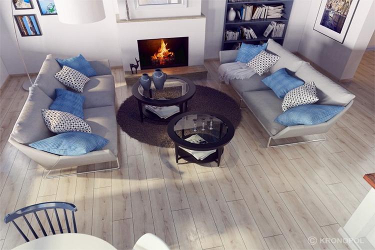 Các loại sàn gỗ công nghiệp Châu Âu