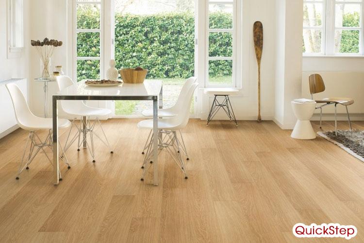 Thương hiệu sàn gỗ QuickStep