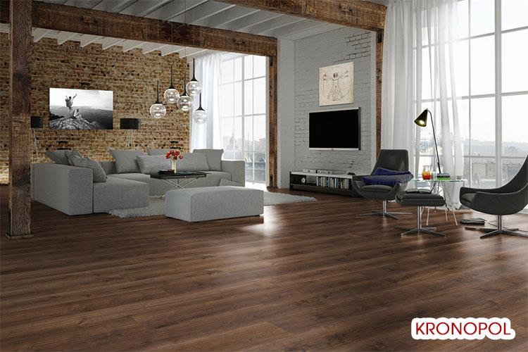 Thương hiệu sàn gỗ Kronopol