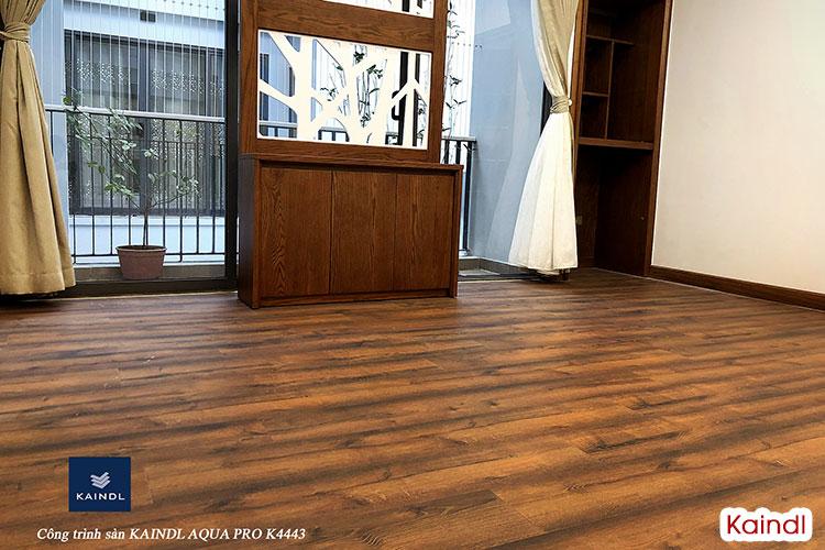 Thương hiệu sàn gỗ Kaindl