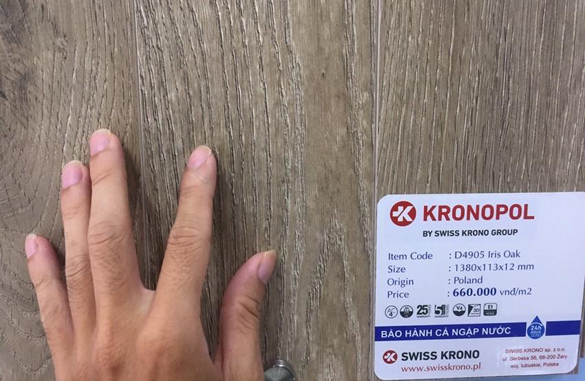Dựa vào chất lượng và bề mặt gỗ