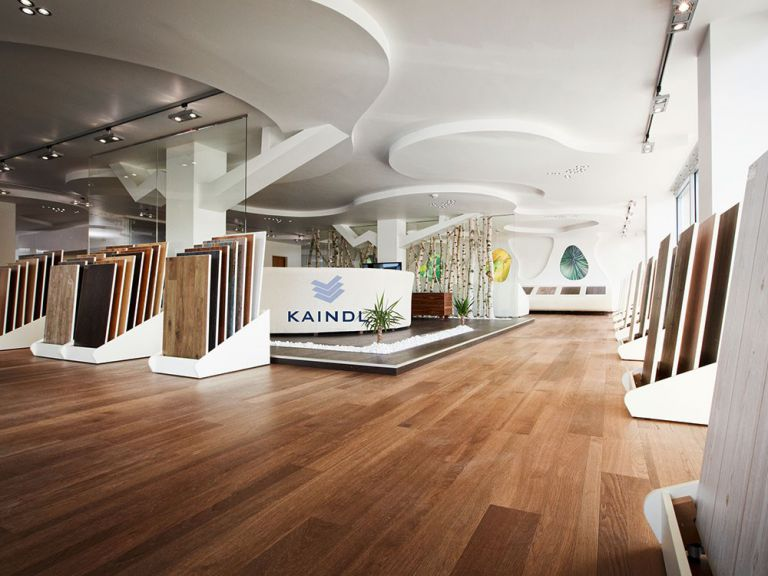 Sàn gỗ Áo Kaindl