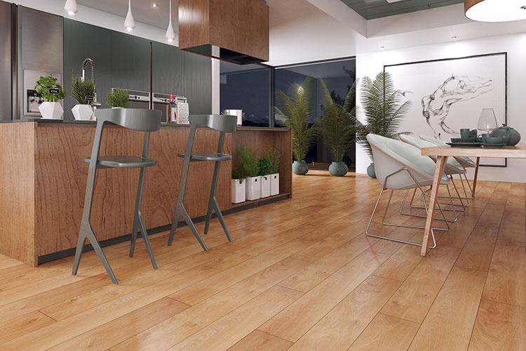 Sàn gỗ Châu Âu cao cấp