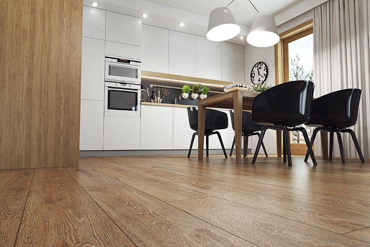Sàn gỗ Châu Âu số 1