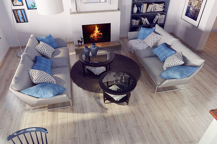 Ưu điểm của sàn gỗ chịu nước