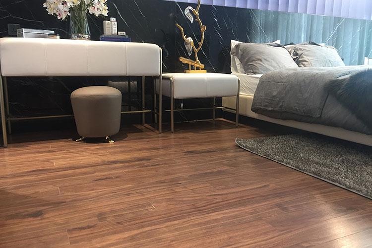 Vân gỗ độc đáo của sàn gỗ Kronopol