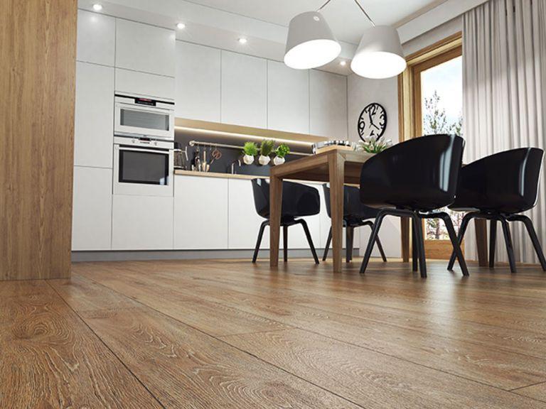 ưu điểm của sàn gỗ cao cấp