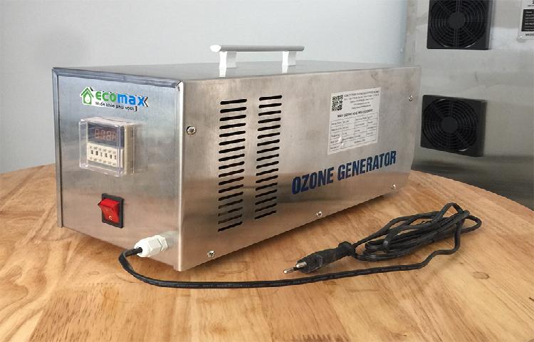 Dùng thiết bị hỗ trợ bay mùi để khử mùi Formaldehyde