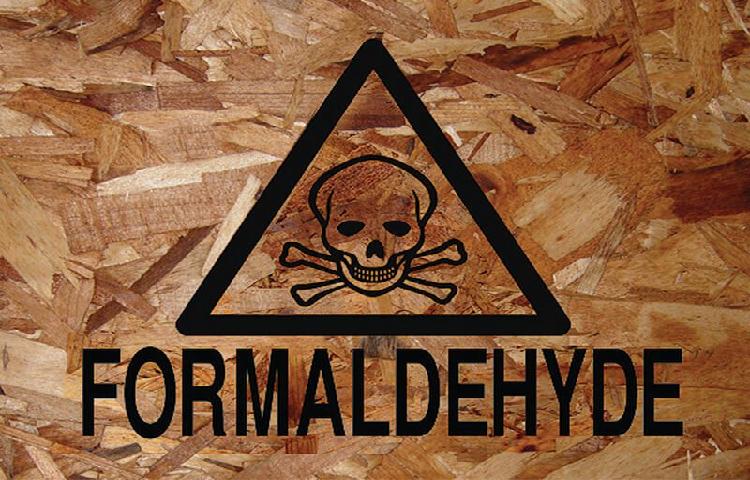 Nồng độ Formaldehyde lớn gây tác hại xấu đến sức khỏe con người