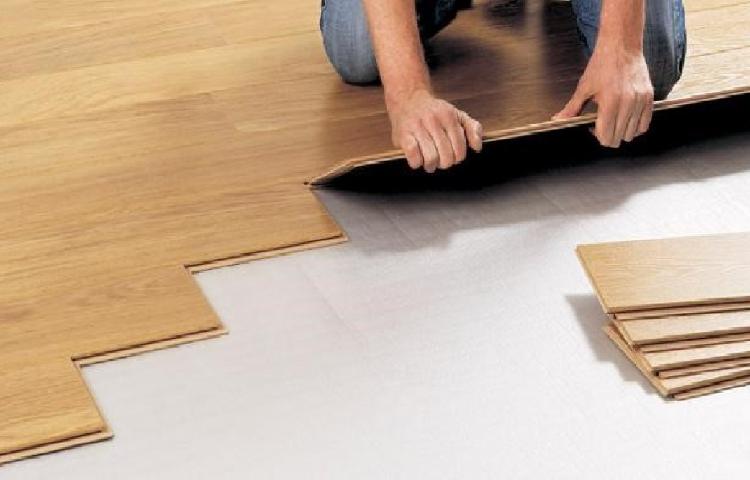 Lát sàn gỗ trên nền gạch cũ mang đến nhiều ưu điểm
