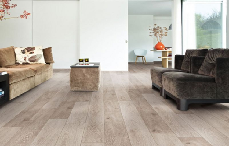 Sàn gỗ là vật liệu lát sàn có nhiều thế mạnh