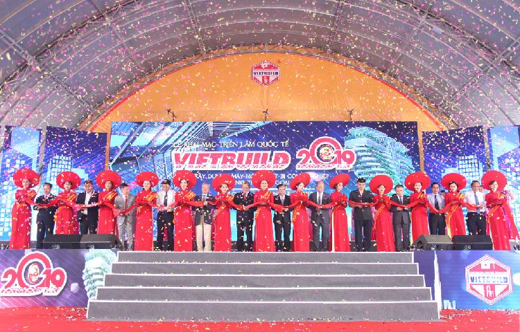 Triển lãm Quốc tế VIETBUILD – Triển lãm uy tín hàng đầu tại Việt Nam