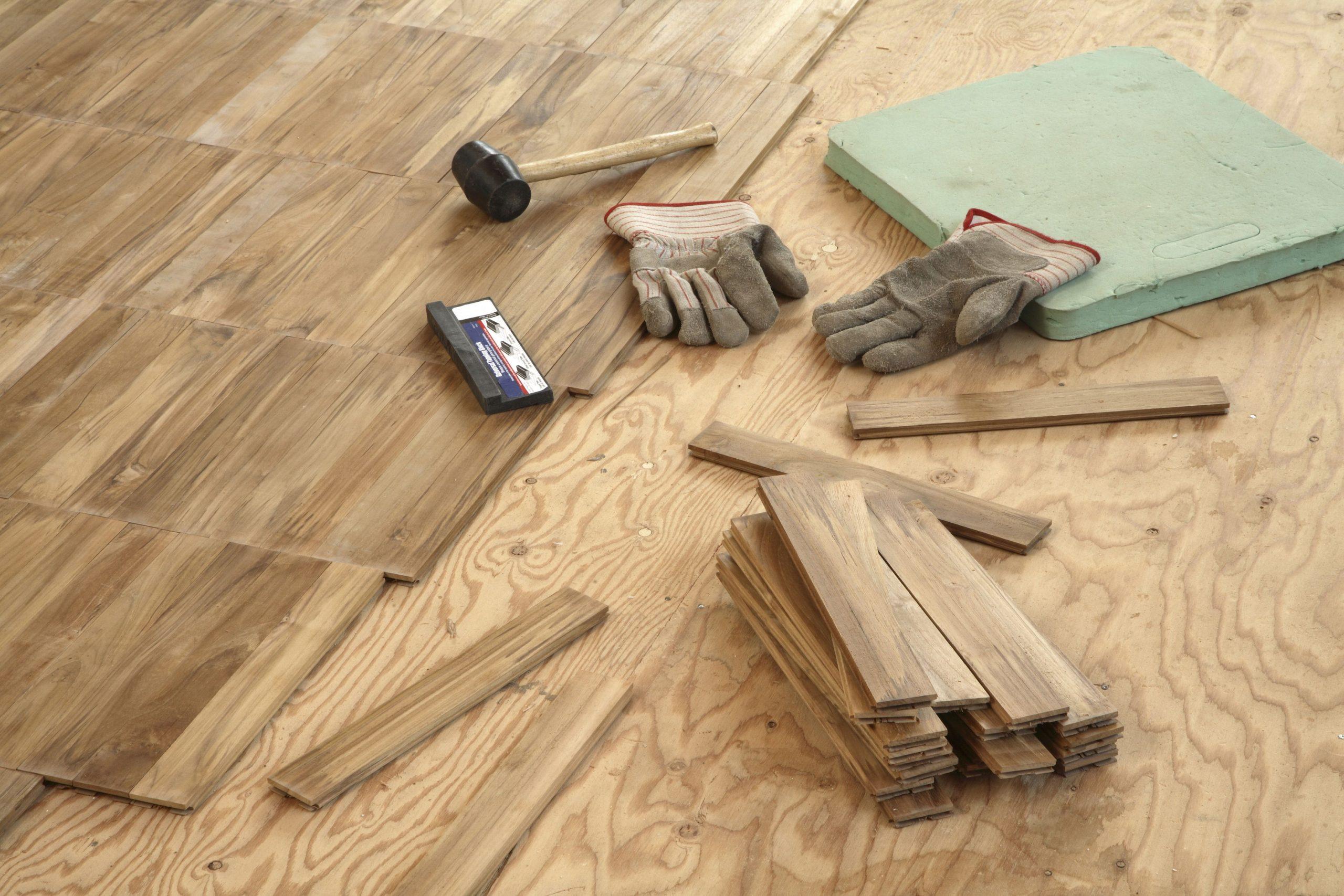 Giải mã thông số trong sàn gỗ