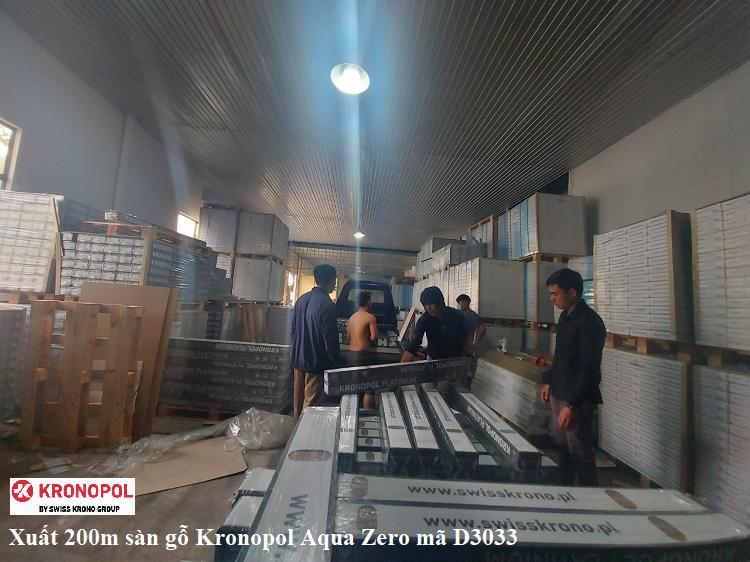 Kronopol Aqua Zero mã D3033 được sản xuất bởi Tập đoàn Krono Ba Lan