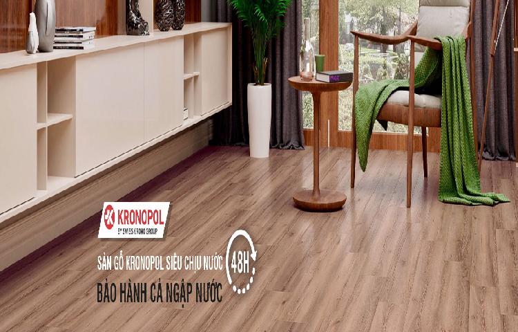 Hãy chọn mua sàn gỗ công nghiệp tại nhà phân phối uy tín